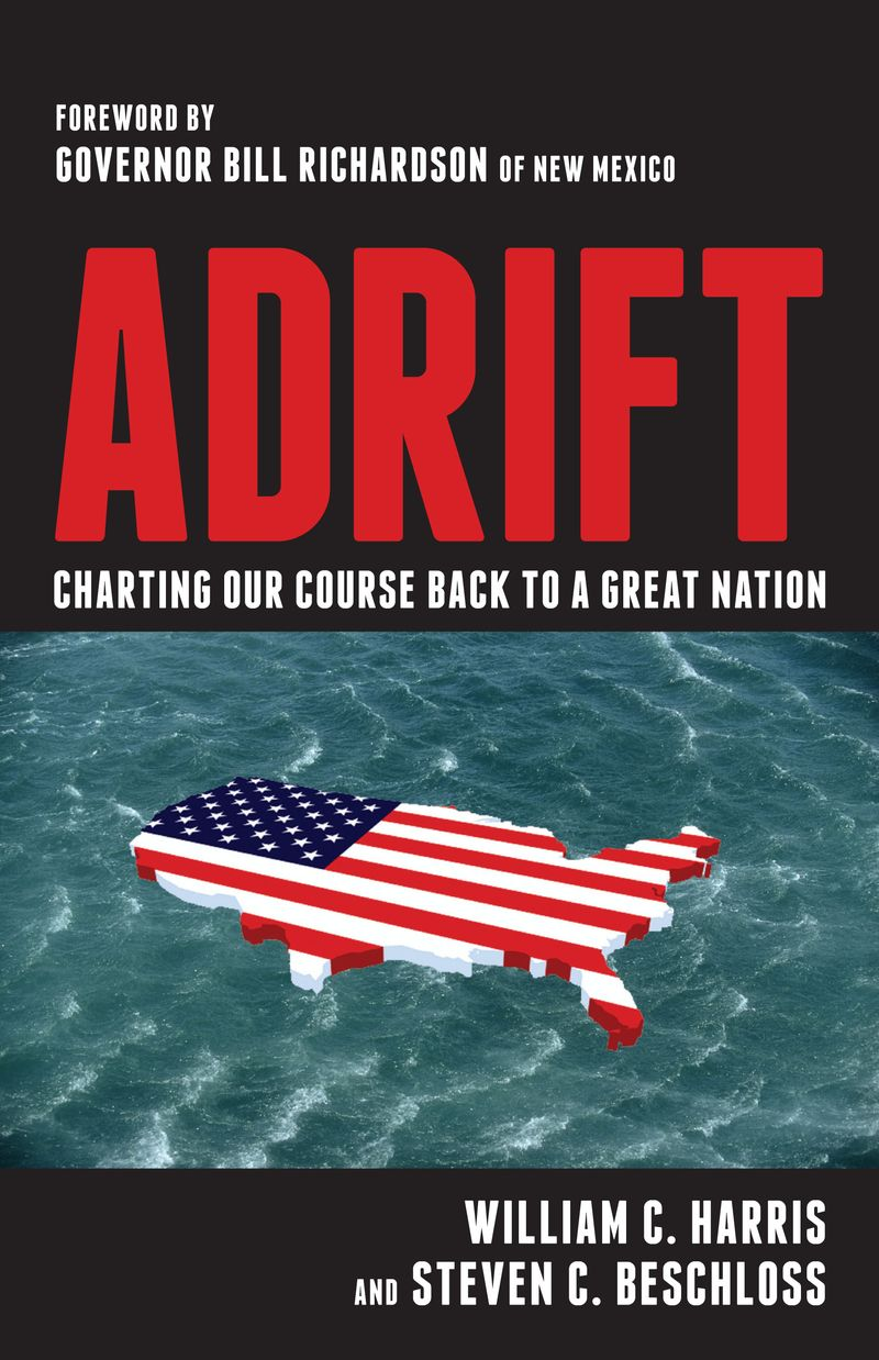 ADRIFT cover--2011